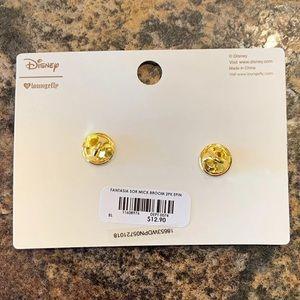 Disney Jewelry - Disney Fantasia Sorcerer Enamel Pin Set
